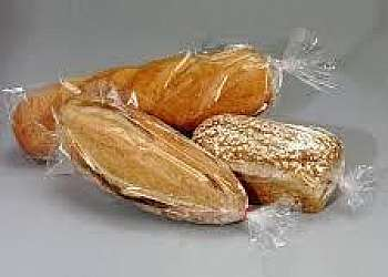 Embalagem para pão