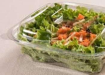 Embalagens para legumes e verduras